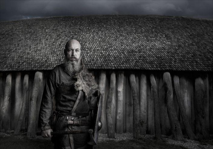 Real viking from Denmark